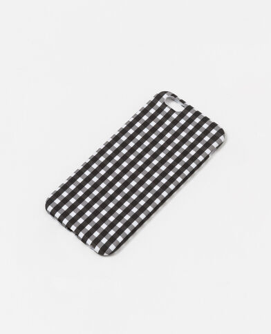 Custodia morbida compatibile iPhone 6/6S nero