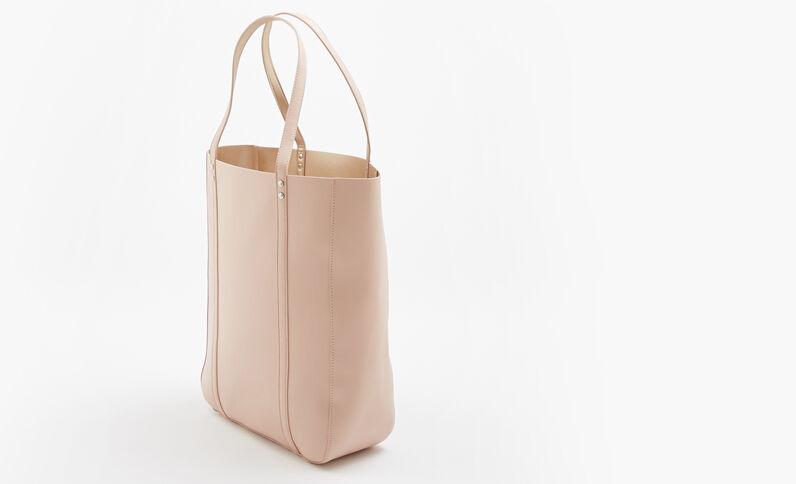 Shopper double face rosa