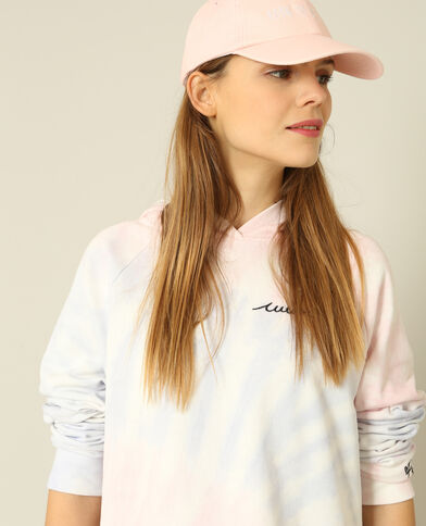Cappellino born to be real rosa