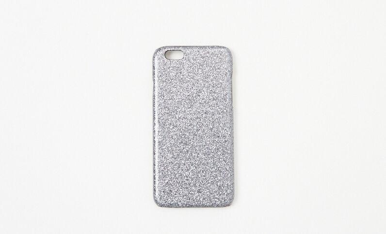 Custodia morbida compatibile iPhone 6/6S grigio