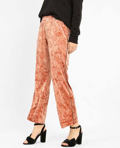 Pantalone da jogging arancio