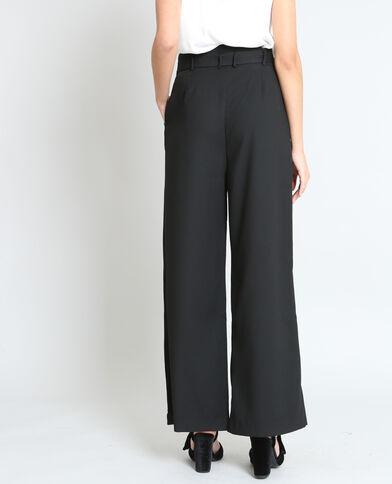 Pantalone palazzo nero