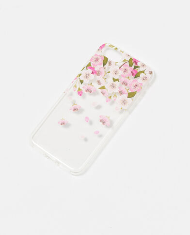 Custodia morbida compatibile con iPhone7 rosa