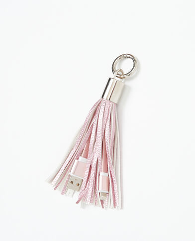 Portachiavi USB rosa