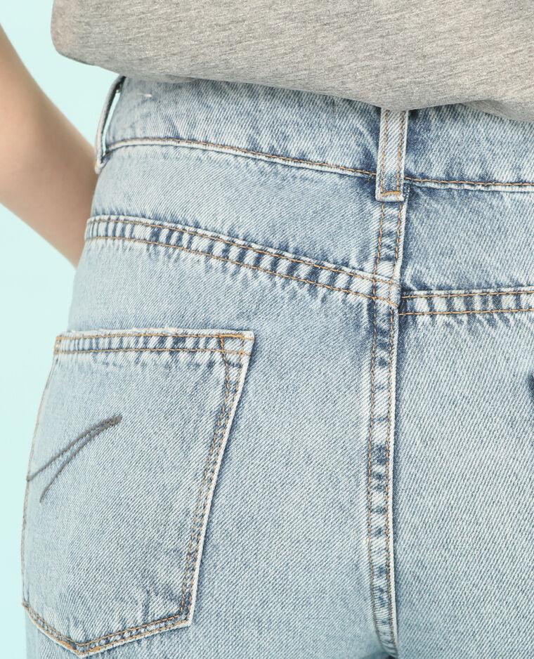 Jeans dritto blu