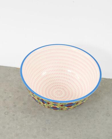 Ciotola in ceramica rosa