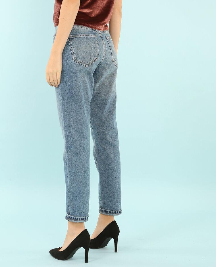Jeans girlfriend blu denim