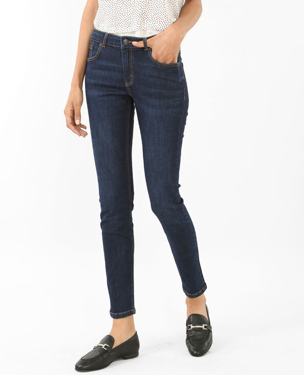 Jeans skinny blu