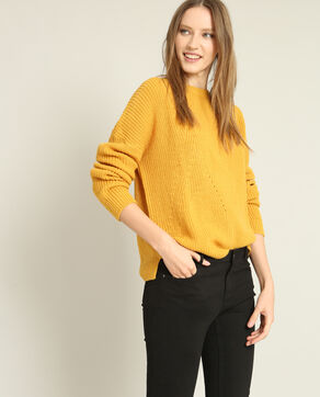 Pull basic giallo