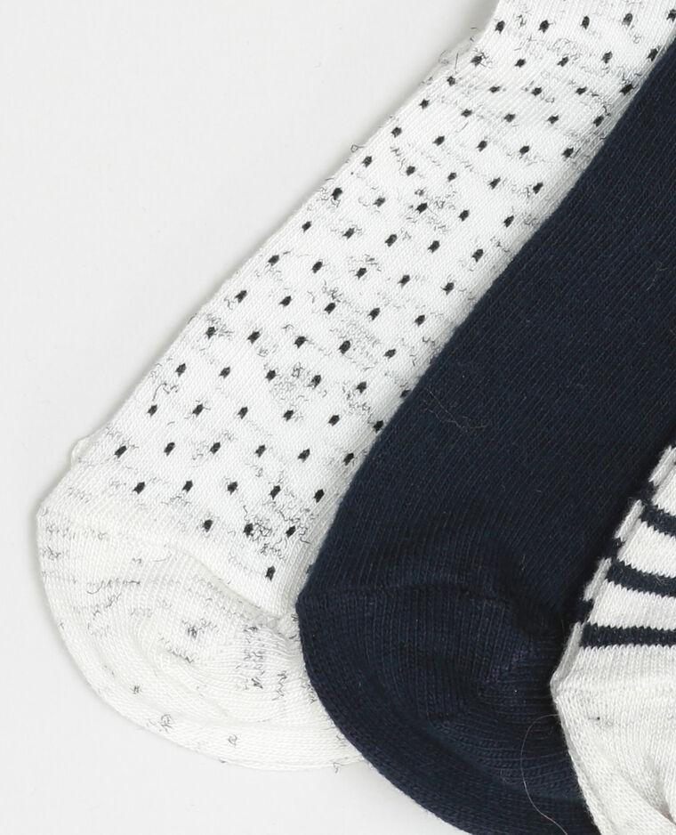 Lotto di calze blu