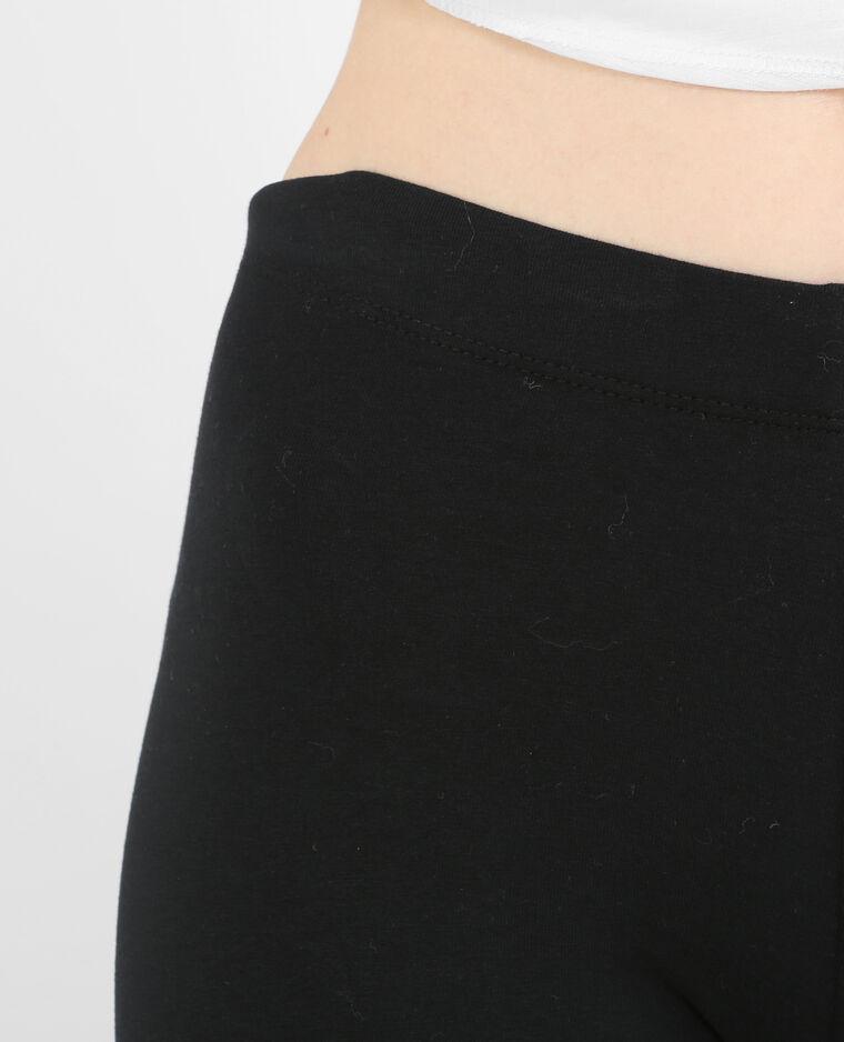 Leggings lungo nero