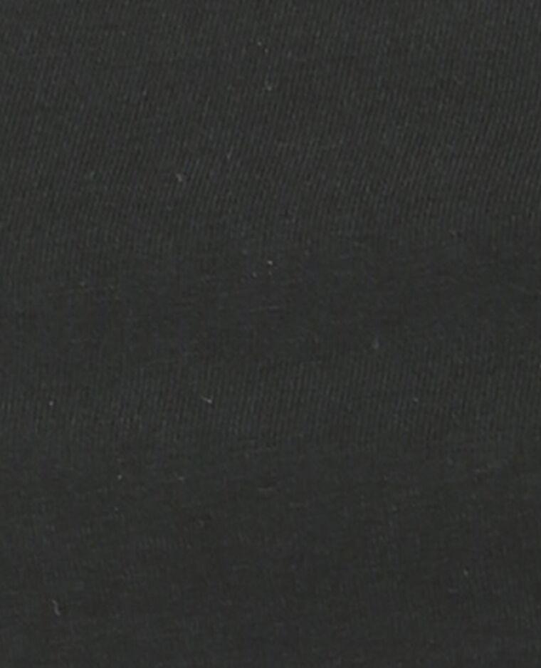 Canotta basic nero
