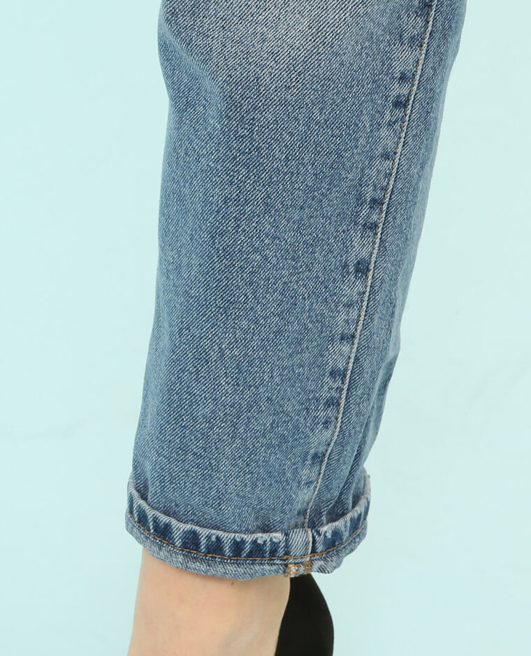 Jeans girlfriend blu denim
