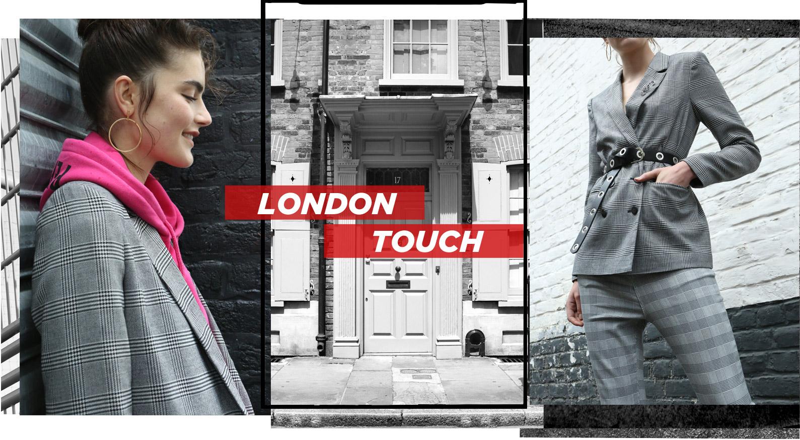 PIMKIE London Touch Capi rock, stampe rétro, colori vivaci: la tendenza di questo rientro è ispirata allo stile British e gioca sui suoi paradossi. Ecco i contrasti!