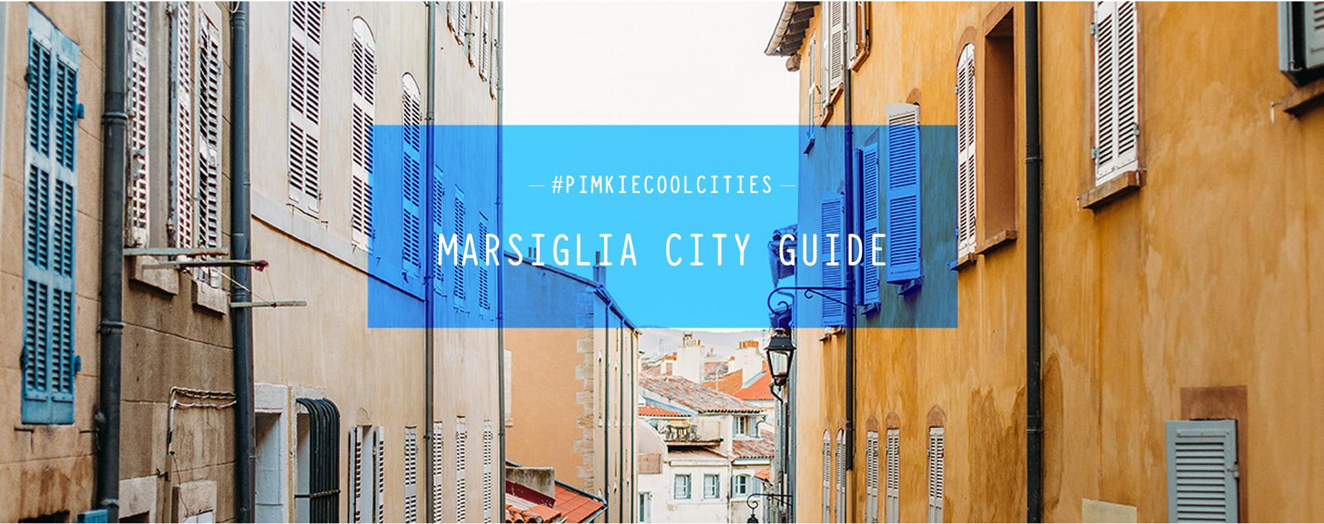 City Guide : Marsiglia