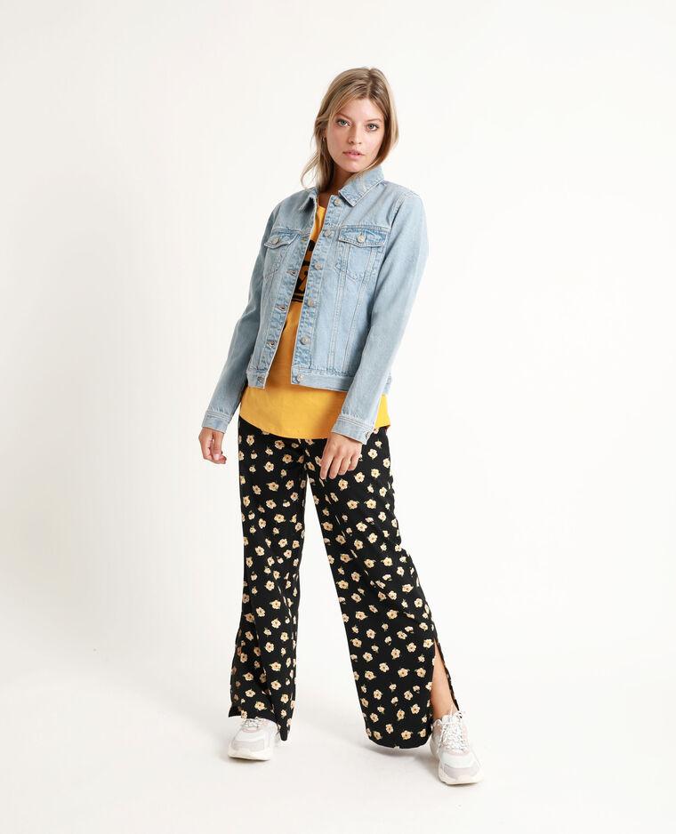 Giacca in jeans blu - Pimkie