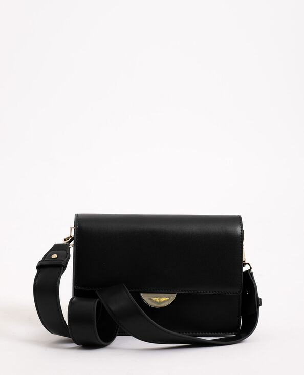 Borsa in similpelle nero - Pimkie