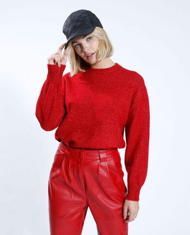 Pull basic rosso - Pimkie