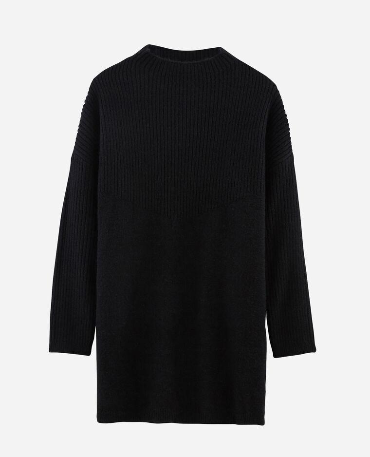 Abito pull nero