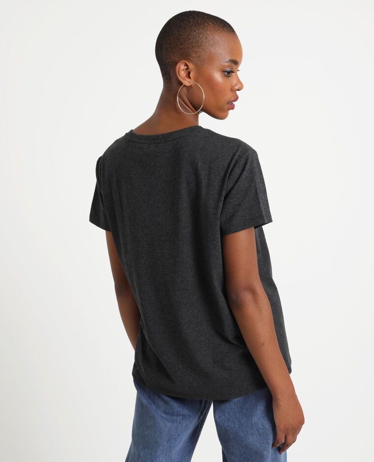 T-shirt Sex and the City nero