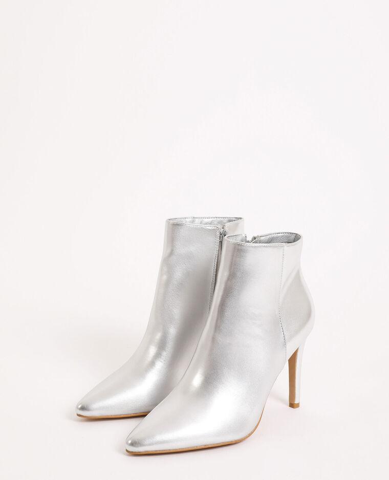 Stivali a punta grigio - Pimkie