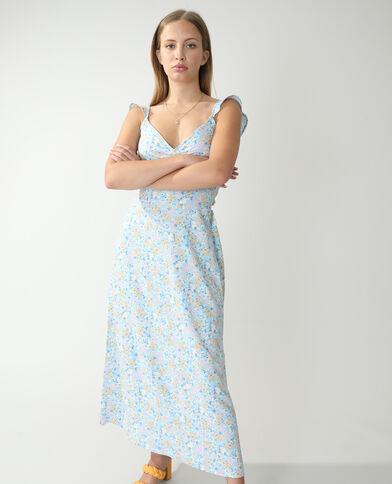 Abito lungo blu chiaro - Pimkie