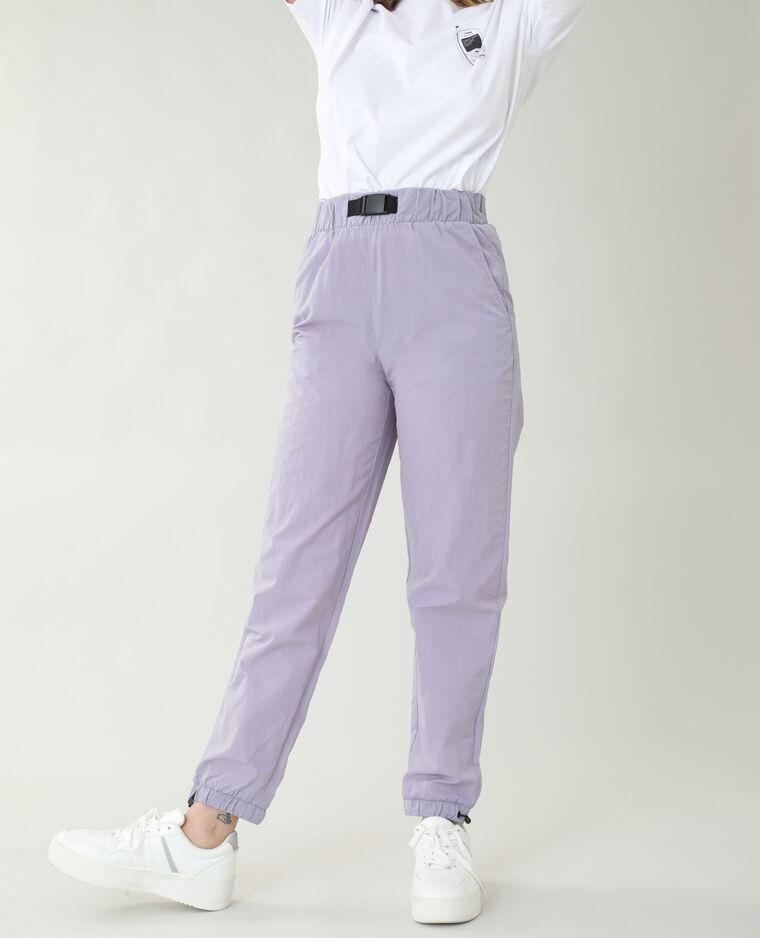 Pantalone antivento viola - Pimkie