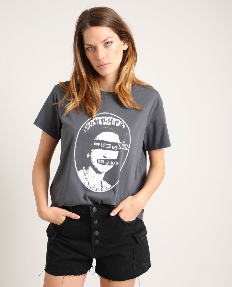 T-shirt Sex Pistols nero
