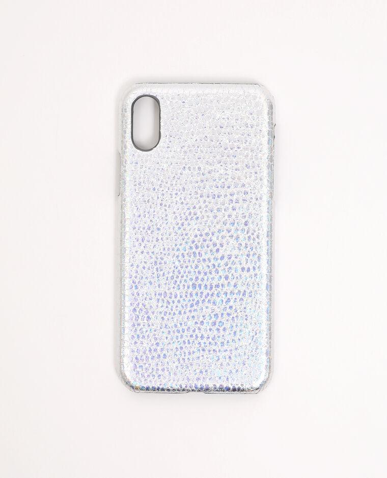 Custodia iPhone XR/11 grigio