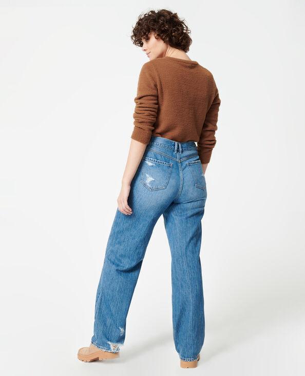 Jeans largo blu denim - Pimkie