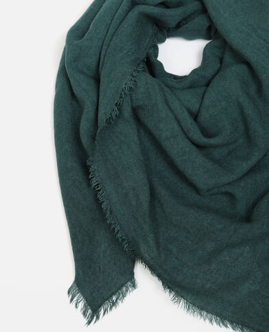 Foulard sottile verde