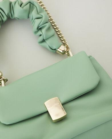 Mini borsa a mano verde acqua - Pimkie