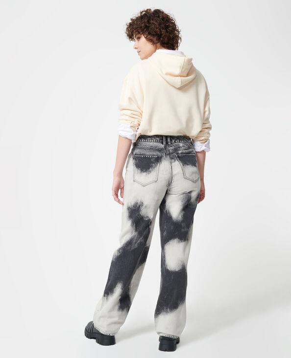 Jeans largo nero - Pimkie