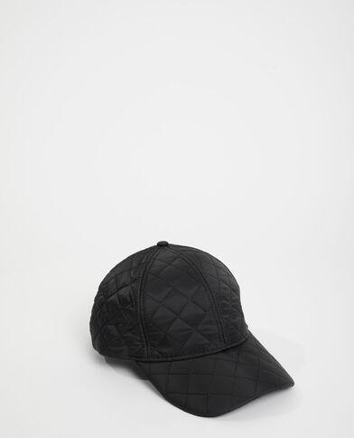 Cappellino trapuntato nero - Pimkie