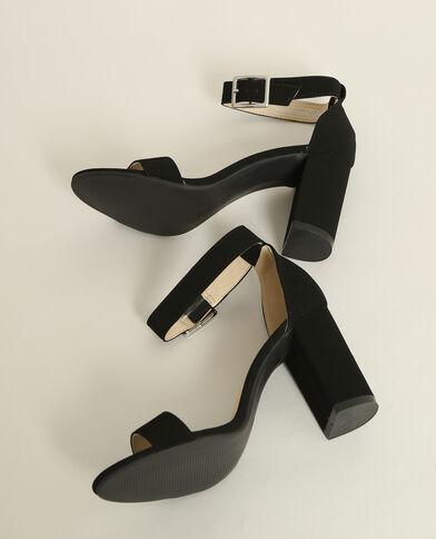 Sandali con i tacchi nero