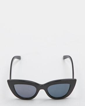 Occhiali da sole occhi di gatto nero