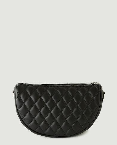 Mini borsa a tracolla nero - Pimkie