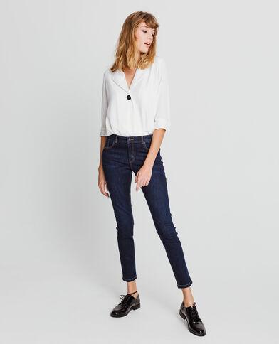 Body blusa bianco sporco