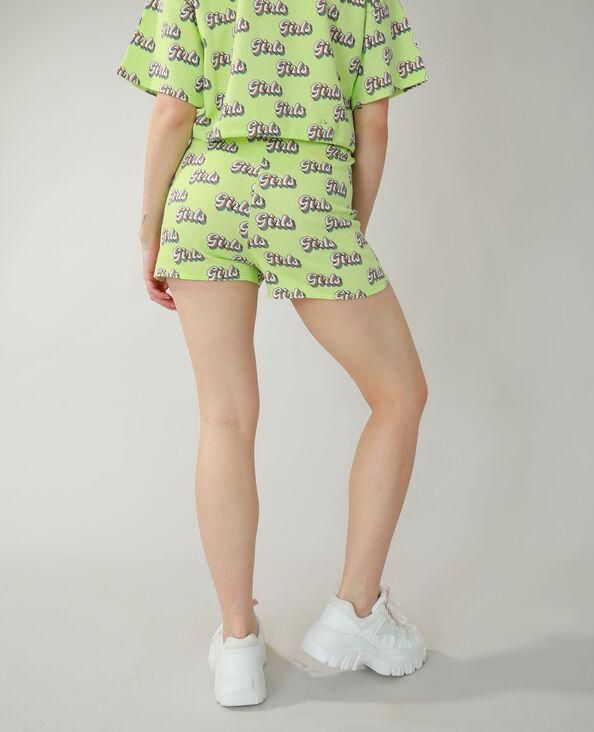 Short verde - Pimkie