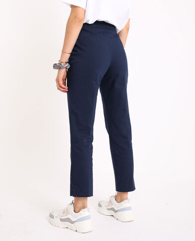 Pantalone city blu marino