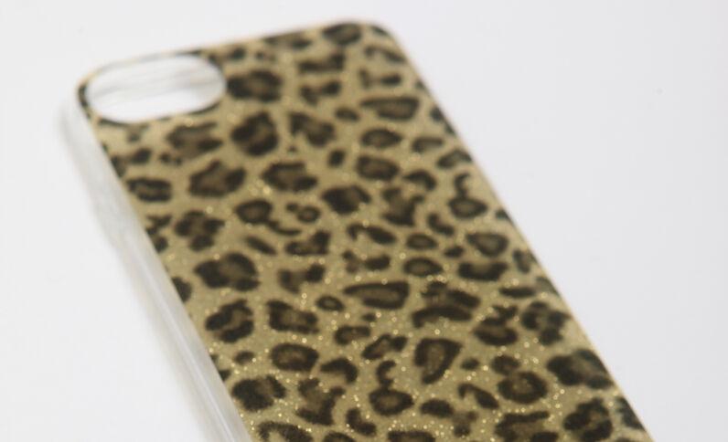 Custodia leopardata cammello