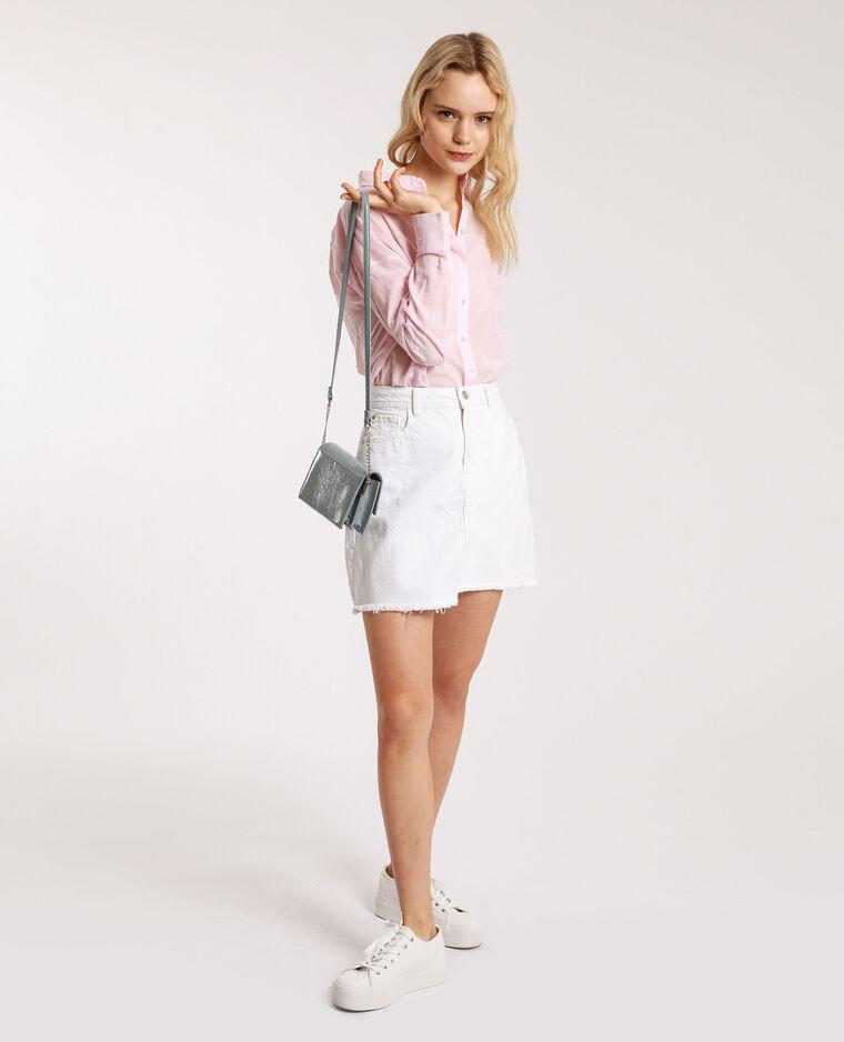 Camicia fantasia rosa