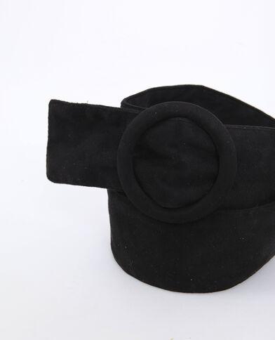 Cintura alta nero