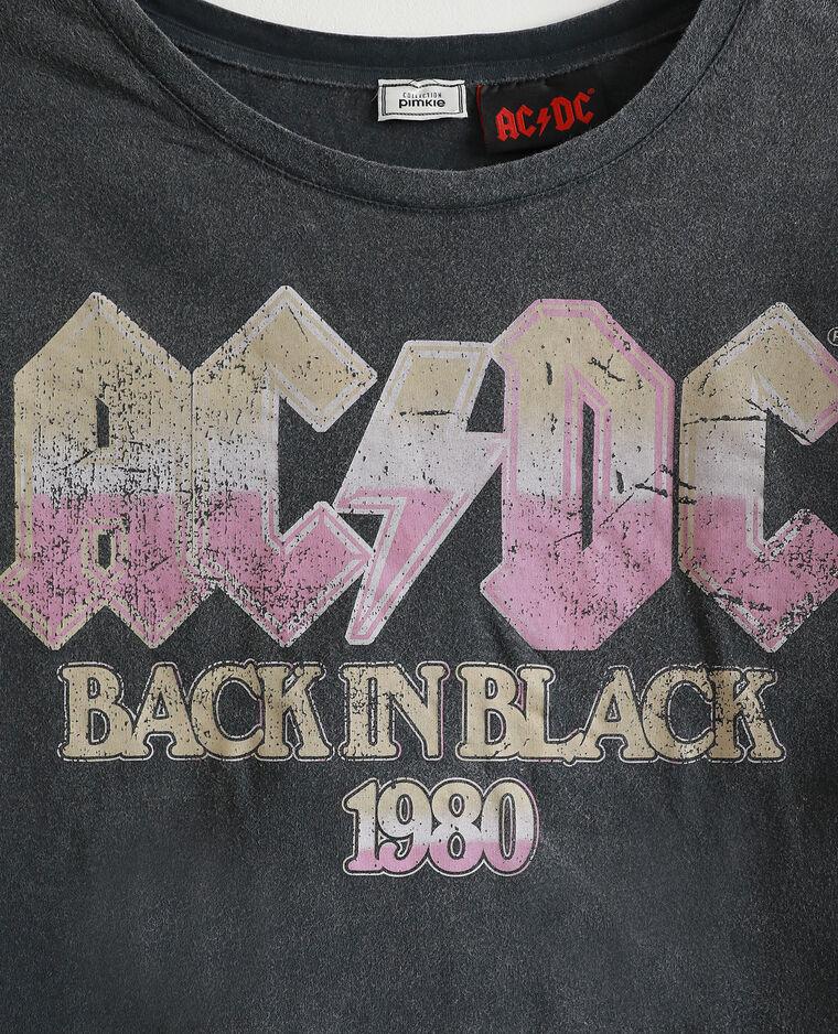 T-shirt AC/DC grigio scuro - Pimkie