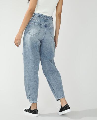 Jeans slouchy high waist blu chiaro - Pimkie