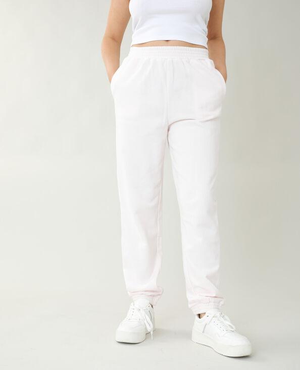 Pantalone da jogging rosa cipria - Pimkie