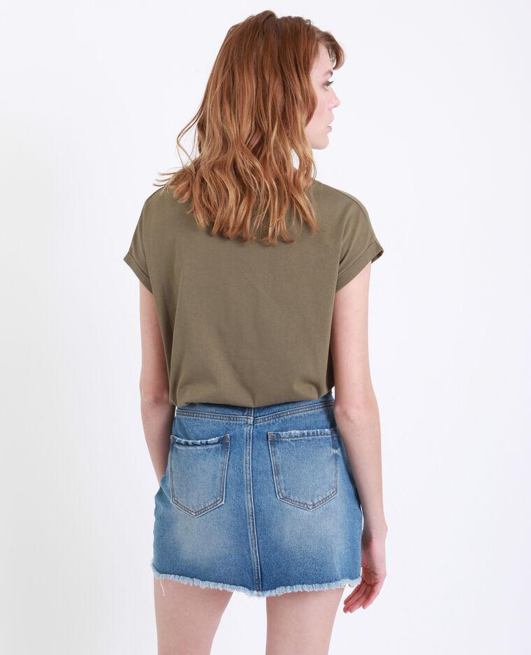 T-shirt tucano kaki