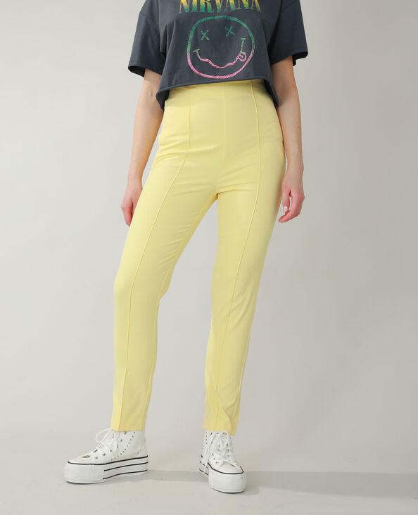 Pantalone city giallo - Pimkie
