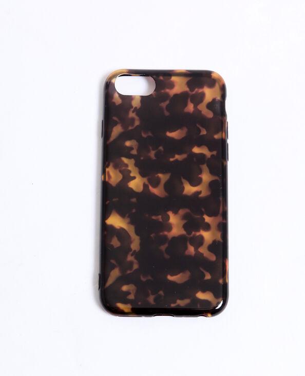 - Custodia compatibile iPhone 6/7/8. marrone