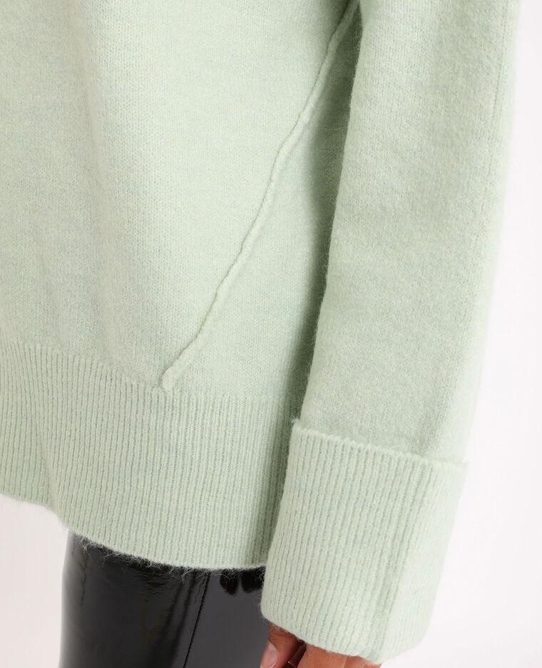 Pull ampio verde - Pimkie
